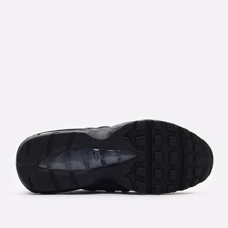 мужские чёрные  кроссовки nike air max 95 og DM2816-001 - цена, описание, фото 4