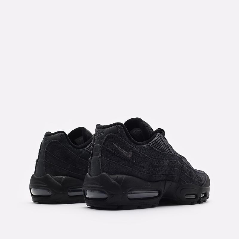 мужские чёрные  кроссовки nike air max 95 og DM2816-001 - цена, описание, фото 3