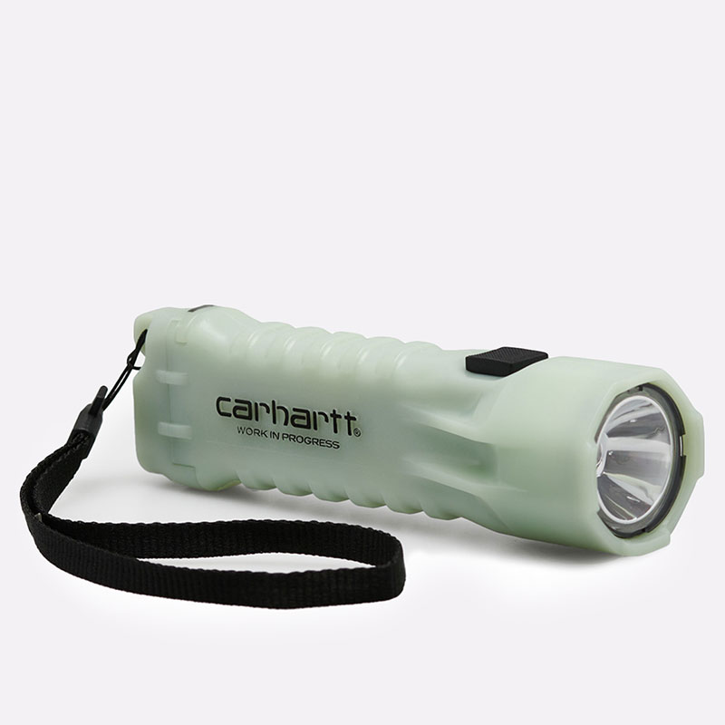 салатовый  фонарь carhartt wip x peli emergency flashlight 3310 pl I028750-dark - цена, описание, фото 1
