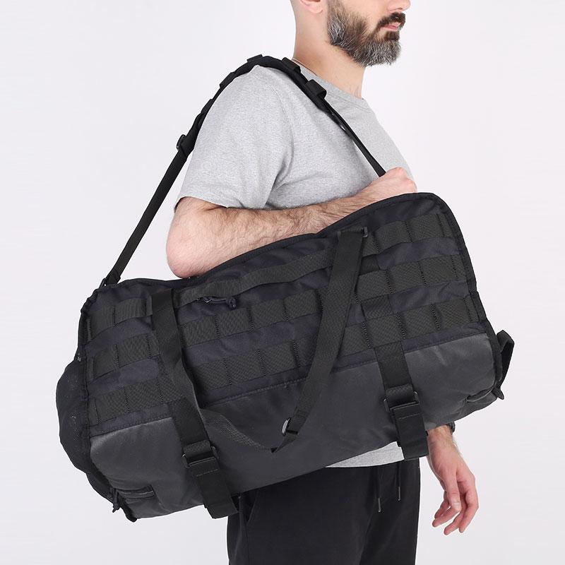 черную  сумка nike rpm duffel 49l CQ3833-010 - цена, описание, фото 1