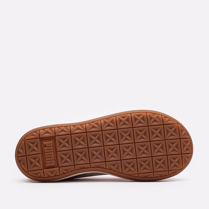 женские красные кроссовки PUMA Suede Mayu UP Wn's 38165002 - цена, описание, фото 3