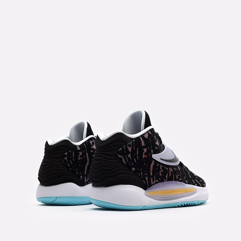 чёрные  кроссовки nike kd14 CW3935-001 - цена, описание, фото 3