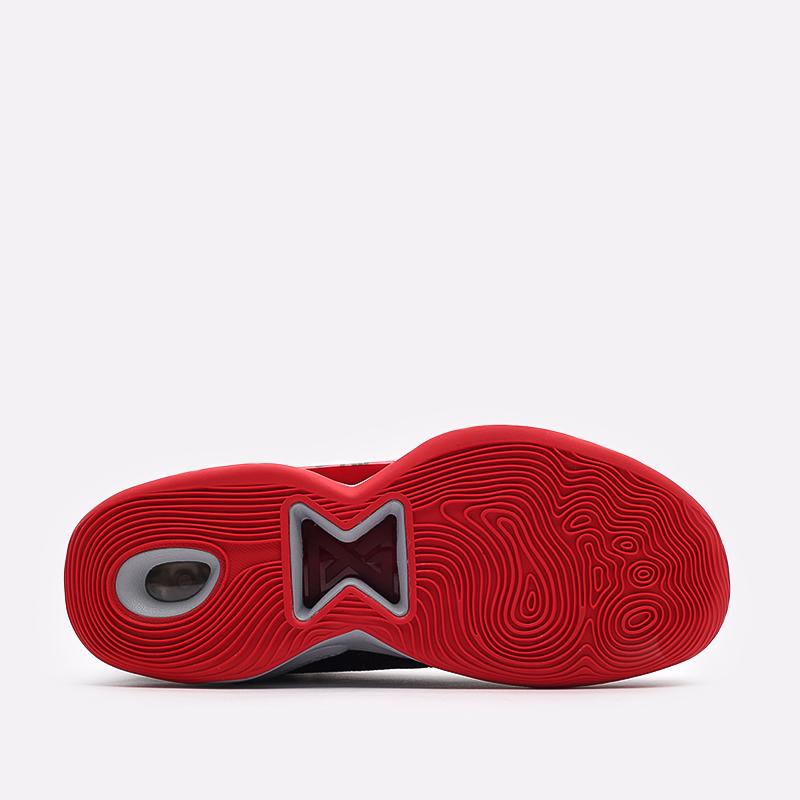 чёрные, красные  кроссовки nike pg 5 CW3143-002 - цена, описание, фото 5
