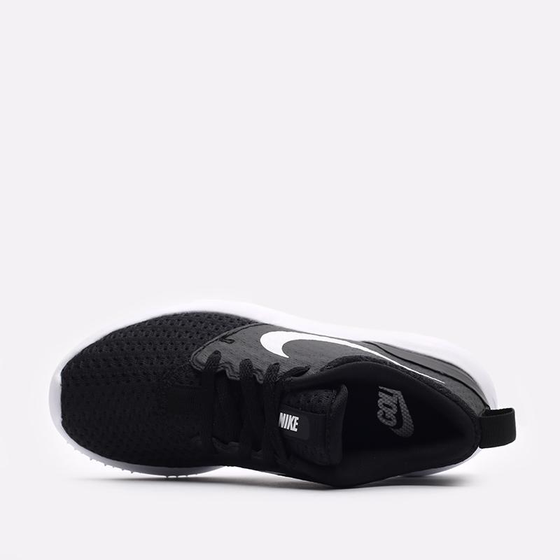 детские чёрные  кроссовки nike roshe g jr 909250-007 - цена, описание, фото 4