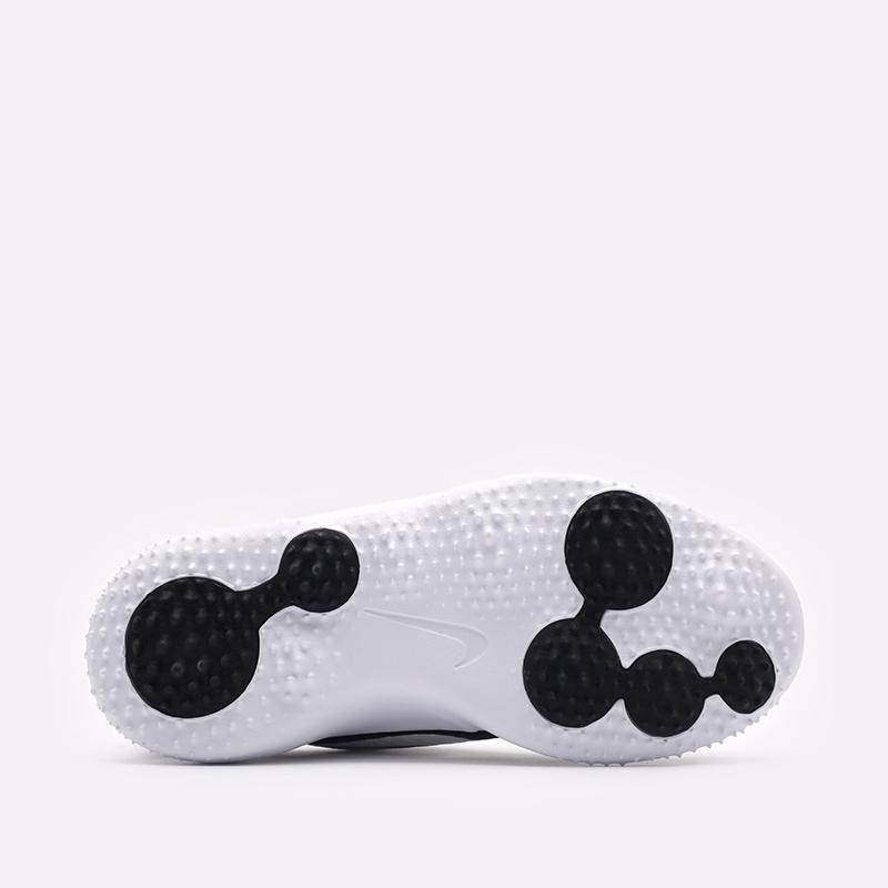 детские чёрные  кроссовки nike roshe g jr 909250-007 - цена, описание, фото 3