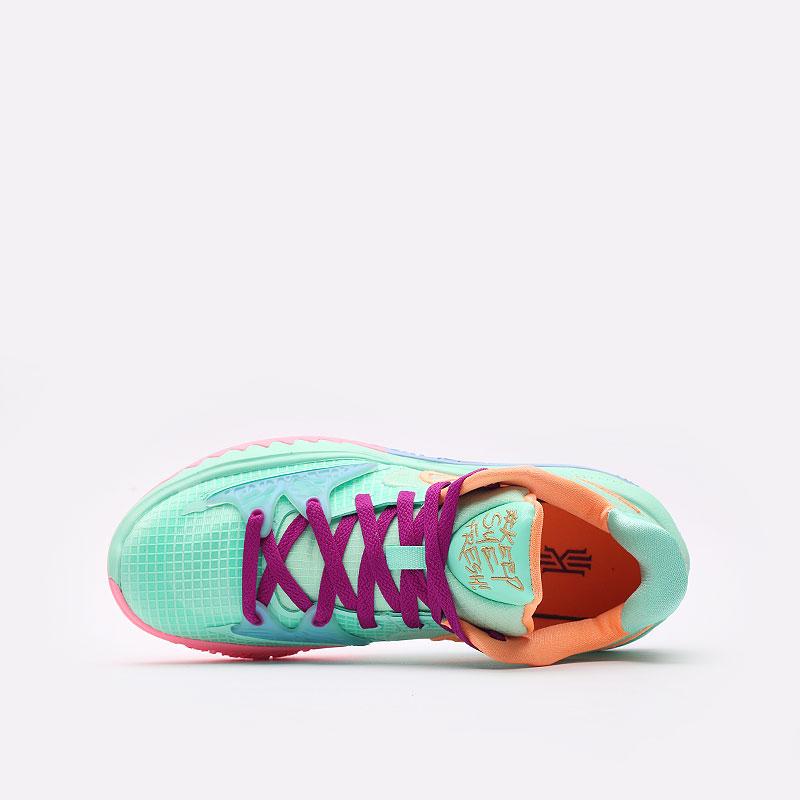 мужские  кроссовки nike kyrie low 4 CW3985-300 - цена, описание, фото 7
