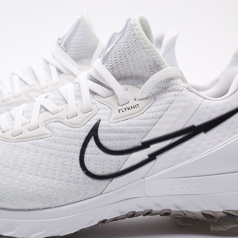белые  кроссовки nike air zoom infinity tour (w) CT0541-133 - цена, описание, фото 6