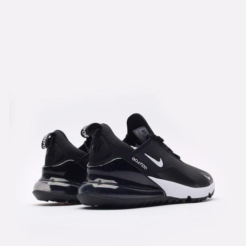 мужские черные кроссовки Nike Air Max 270 G CK6483-001 - цена, описание, фото 5