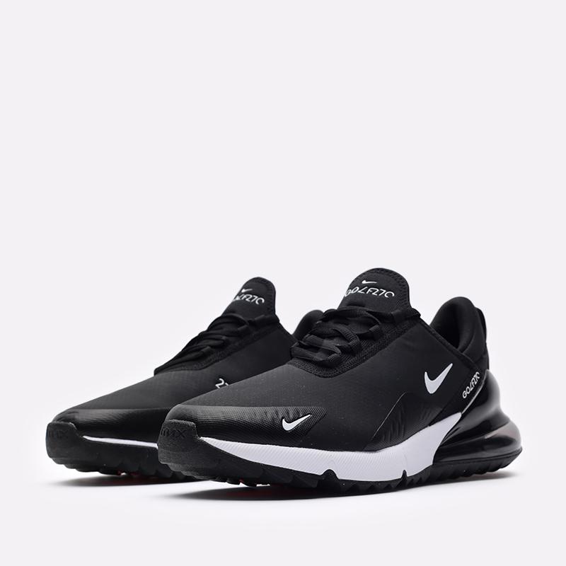 мужские черные кроссовки Nike Air Max 270 G CK6483-001 - цена, описание, фото 3