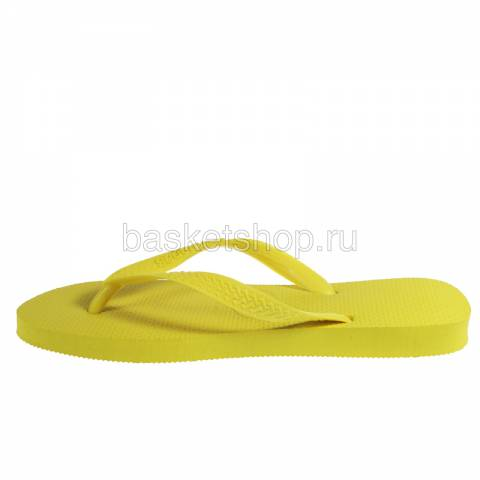 Купить желтые  сланцы top в магазинах Streetball - изображение 2 картинки