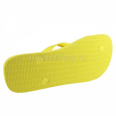 Купить желтые  сланцы top в магазинах Streetball - изображение 4 картинки