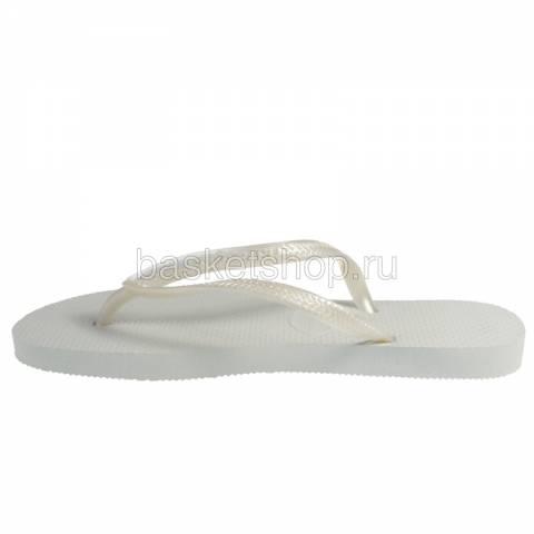 белые  сланцы slim 4000030-0001 - цена, описание, фото 2