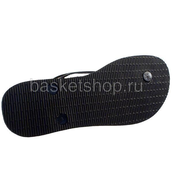 черные  сланцы slim 4000030-0090 - цена, описание, фото 4