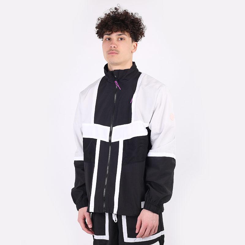 мужская черная куртка PUMA Court Side Jacket 53032403 - цена, описание, фото 1