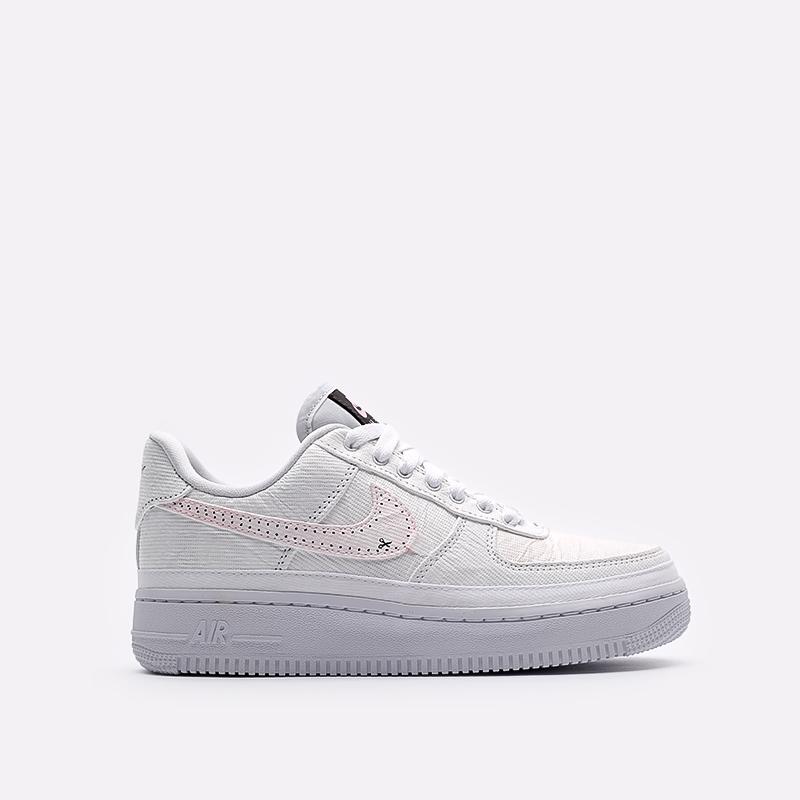 женские белые  кроссовки nike wmns air force 1 '07 prm DJ9941-244 - цена, описание, фото 1