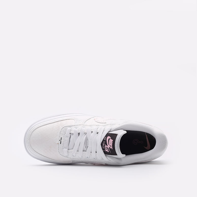 женские белые  кроссовки nike wmns air force 1 '07 prm DJ9941-244 - цена, описание, фото 8