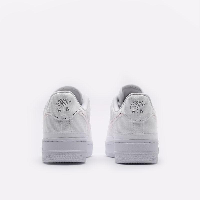 женские белые  кроссовки nike wmns air force 1 '07 prm DJ9941-244 - цена, описание, фото 9