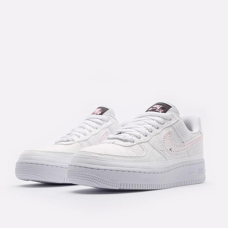 женские белые  кроссовки nike wmns air force 1 '07 prm DJ9941-244 - цена, описание, фото 3