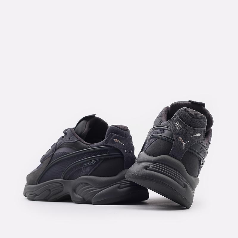 мужские серые кроссовки PUMA RS-Connect Mono 37515102 - цена, описание, фото 4