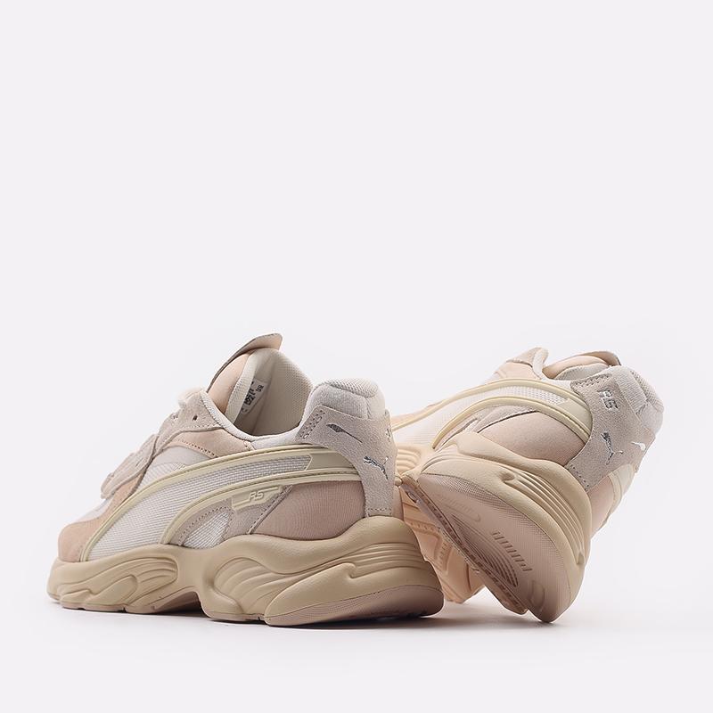 мужские бежевые  кроссовки puma rs-connect mono 37515104 - цена, описание, фото 3