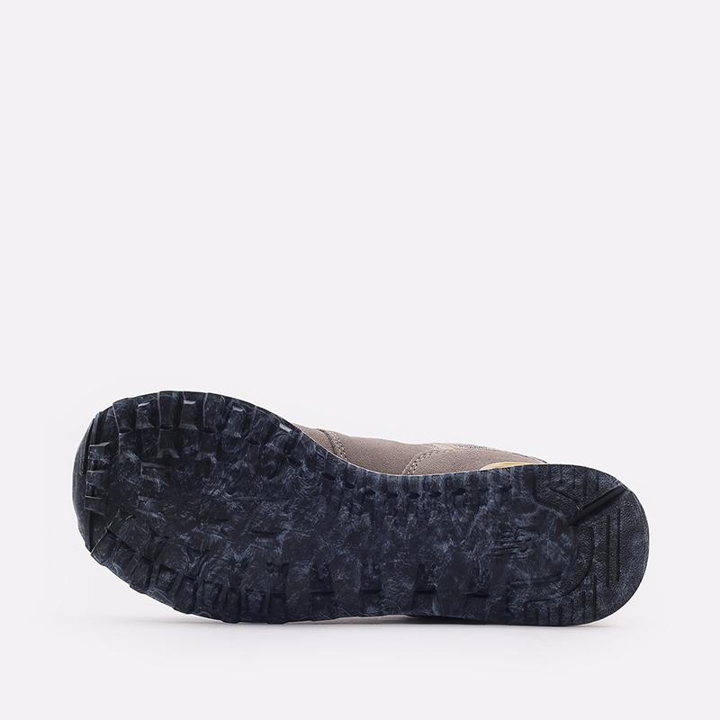 мужские бежевые  кроссовки new balance 574 C-U574GDY/D - цена, описание, фото 4