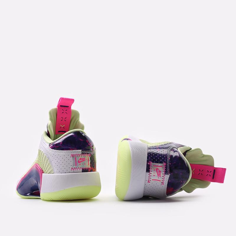 мужские разноцветные  кроссовки jordan xxxv low luka DJ9805-190 - цена, описание, фото 3