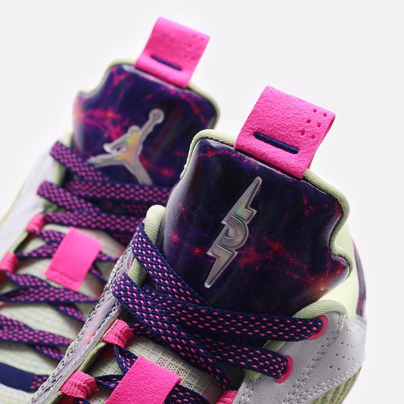 мужские разноцветные  кроссовки jordan xxxv low luka DJ9805-190 - цена, описание, фото 6