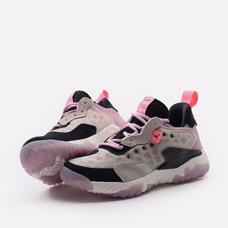 женские бежевые  кроссовки jordan wmns delta 2 CW0913-061 - цена, описание, фото 6