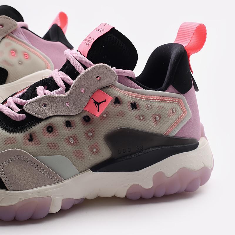 женские бежевые  кроссовки jordan wmns delta 2 CW0913-061 - цена, описание, фото 7