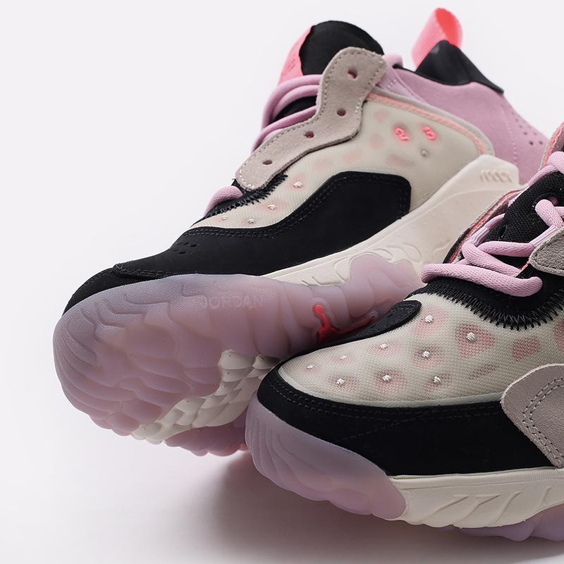 женские бежевые  кроссовки jordan wmns delta 2 CW0913-061 - цена, описание, фото 8