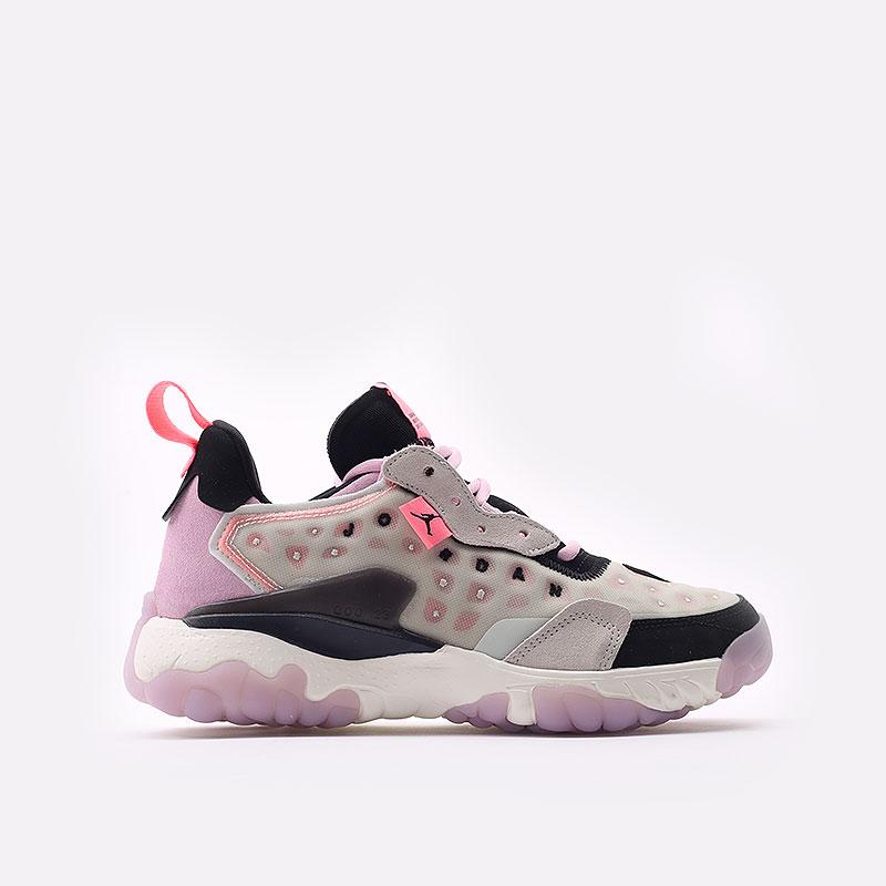женские бежевые  кроссовки jordan wmns delta 2 CW0913-061 - цена, описание, фото 1