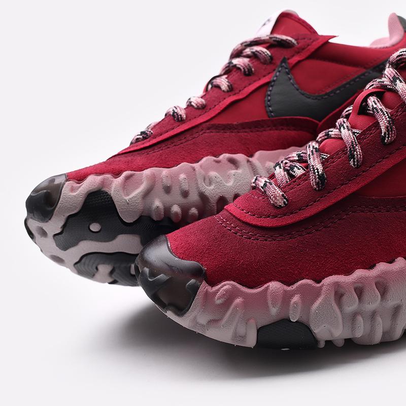 мужские красные  кроссовки nike overbreak sp DA9784-600 - цена, описание, фото 6