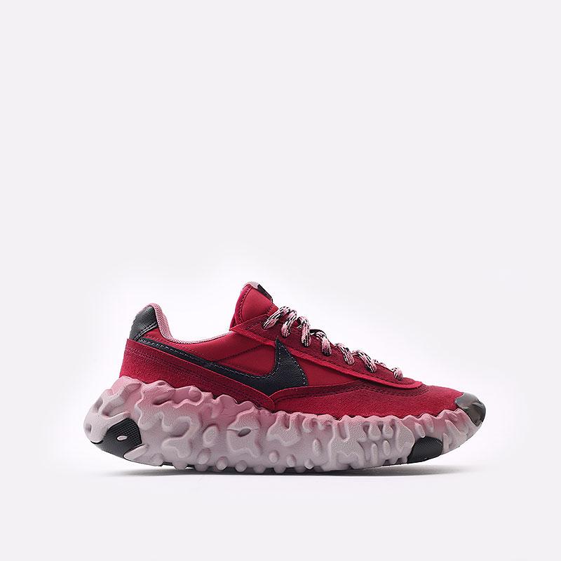 мужские красные  кроссовки nike overbreak sp DA9784-600 - цена, описание, фото 1