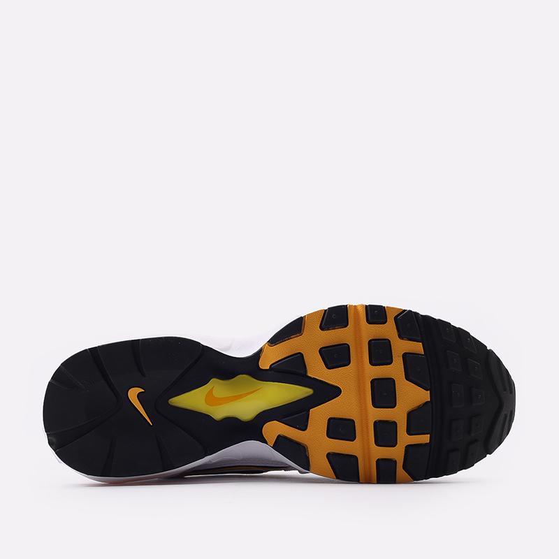 мужские белые  кроссовки nike air max 96 ii CZ1921-100 - цена, описание, фото 4