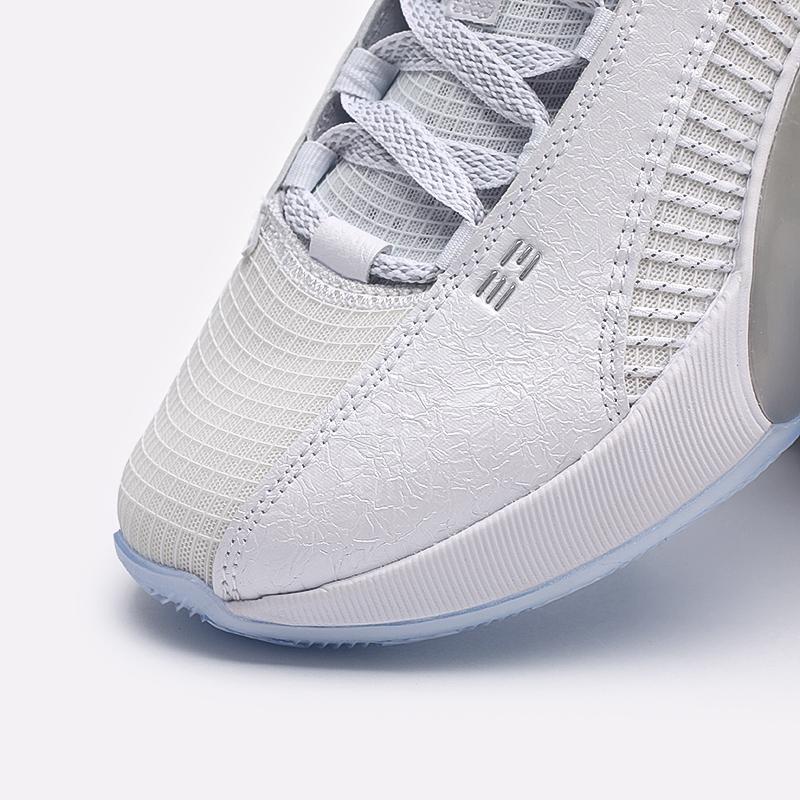 мужские белые  кроссовки jordan xxxv low CW2460-100 - цена, описание, фото 6