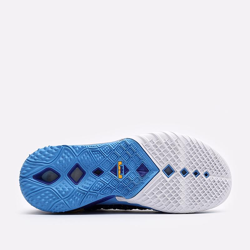 мужские черные баскетбольные кроссовки Nike Lebron XVIII CQ9283-006 - цена, описание, фото 5