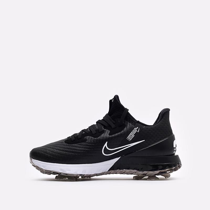 мужские чёрные  кроссовки nike air zoom infinity tour (w) CT0541-077 - цена, описание, фото 2