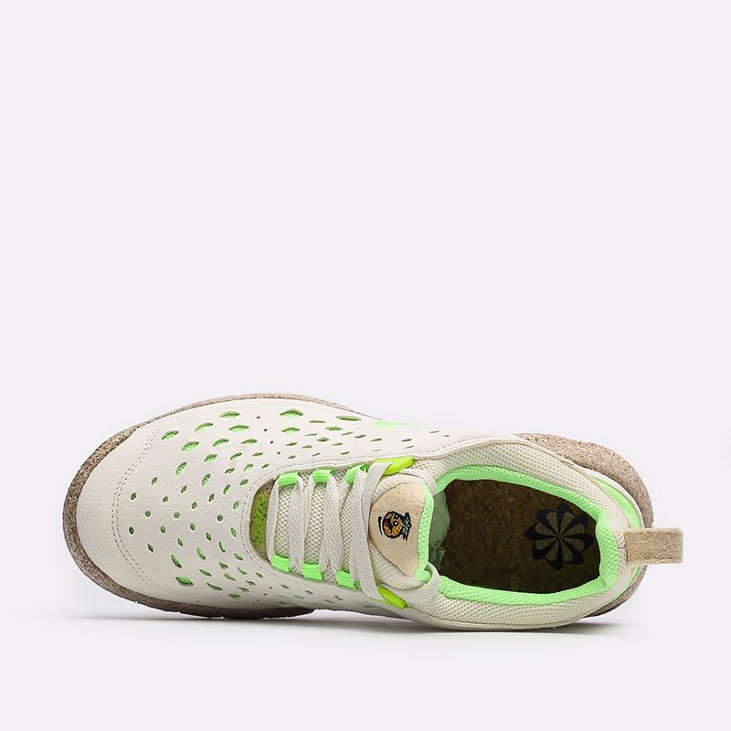 мужские бежевые  кроссовки nike free run trail prm CZ9079-100 - цена, описание, фото 4