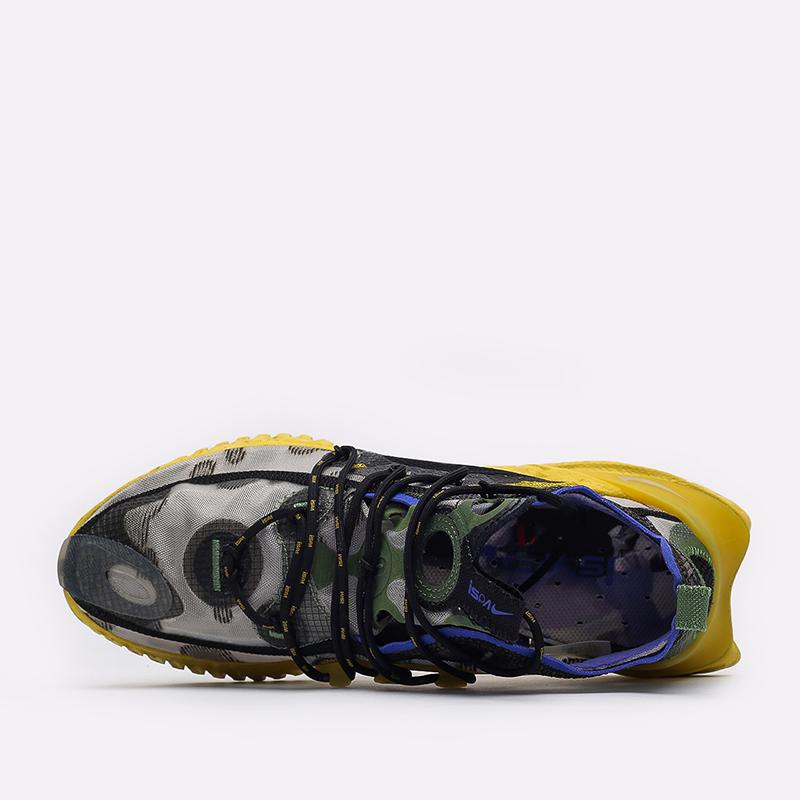 мужские серые  кроссовки nike flow 2020 ispa CI1474-200 - цена, описание, фото 6