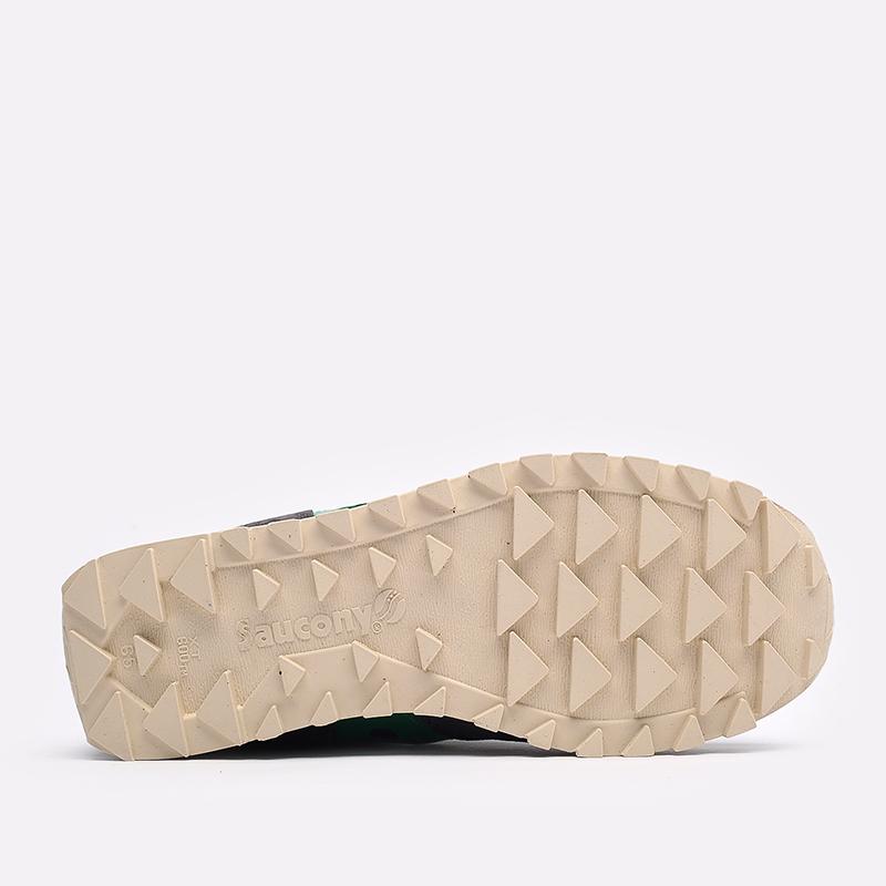мужские коричневые  кроссовки saucony jazz 81 S705454 - цена, описание, фото 3