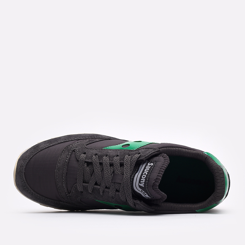 мужские коричневые  кроссовки saucony jazz 81 S705454 - цена, описание, фото 4