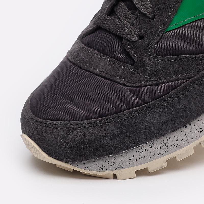 мужские коричневые  кроссовки saucony jazz 81 S705454 - цена, описание, фото 6