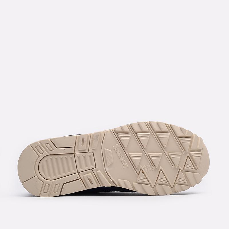 мужские коричневые  кроссовки saucony shadow 5000 S705452 - цена, описание, фото 3