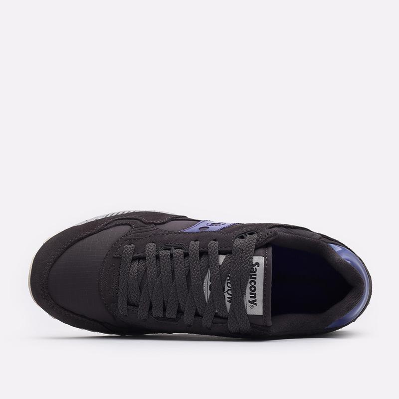 мужские коричневые  кроссовки saucony shadow 5000 S705452 - цена, описание, фото 4