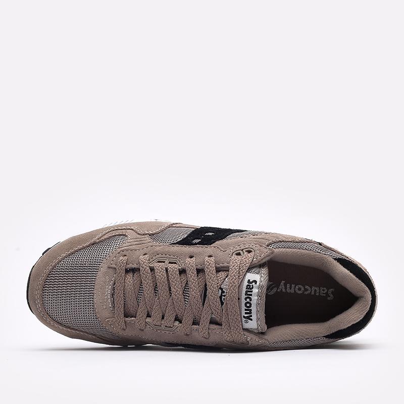 мужские бежевые  кроссовки saucony shadow 5000 S7040443 - цена, описание, фото 4