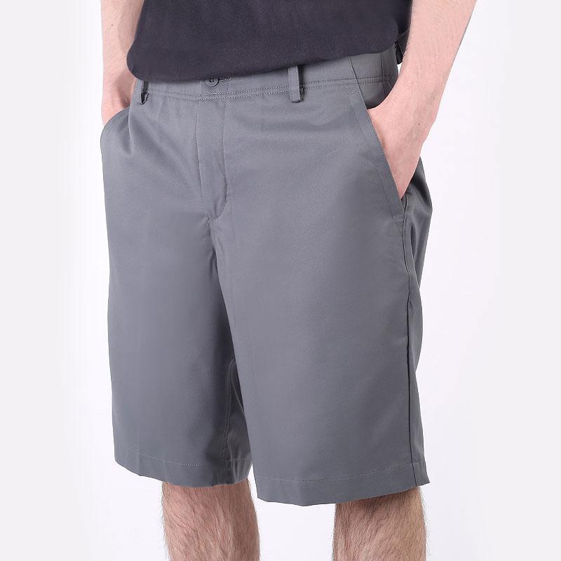 мужские серые  шорты  nike flex golf shorts AA3306-022 - цена, описание, фото 1