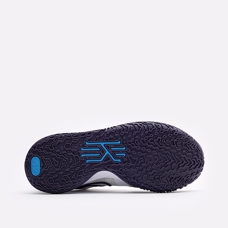 мужские белые  кроссовки nike kyrie low 4 CW3985-100 - цена, описание, фото 5