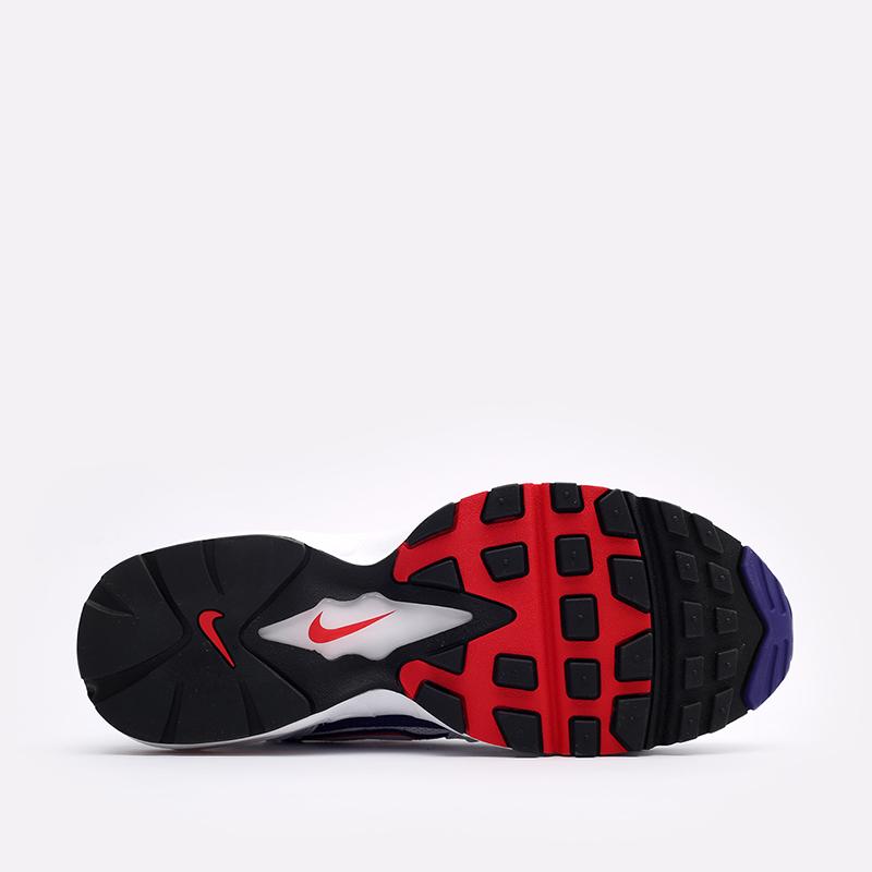 женские белые  кроссовки nike wmns air max 96 ii DA2230-100 - цена, описание, фото 5