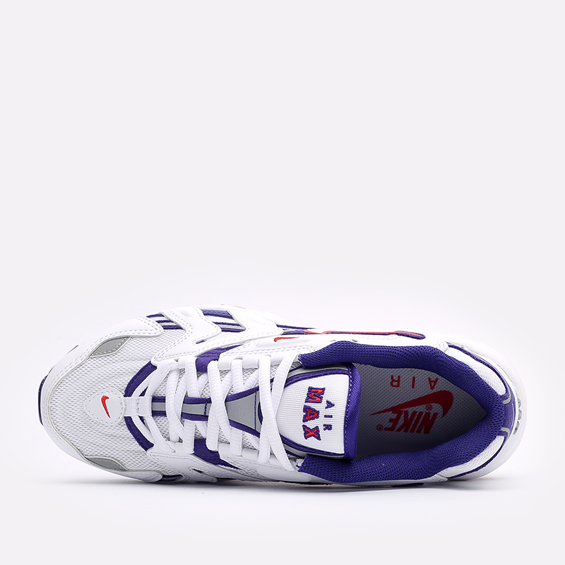 женские белые  кроссовки nike wmns air max 96 ii DA2230-100 - цена, описание, фото 6