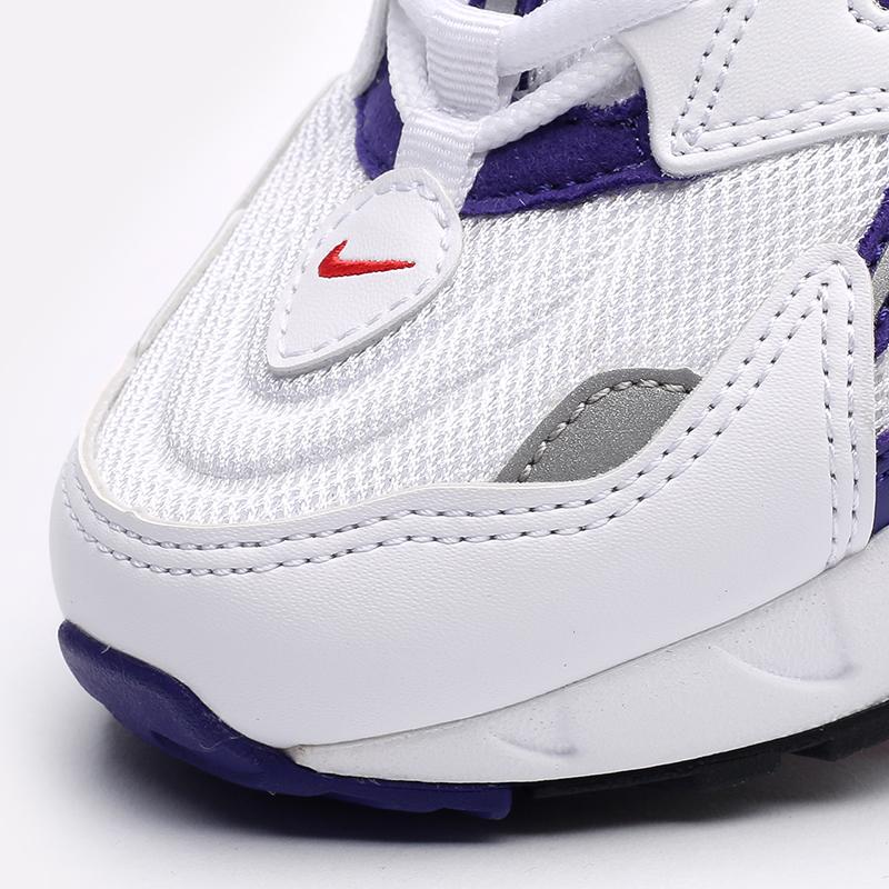 женские белые  кроссовки nike wmns air max 96 ii DA2230-100 - цена, описание, фото 7